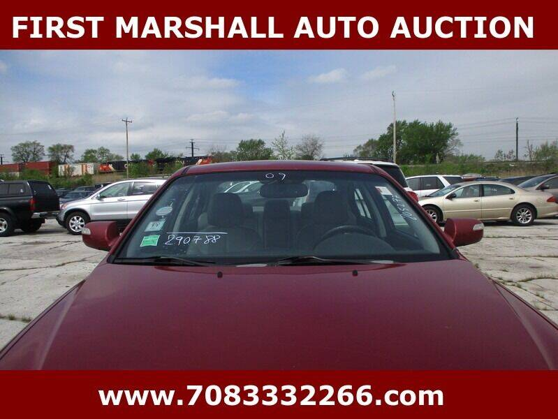 2009 Kia Optima for sale at First Marshall Auto Auction in Harvey IL