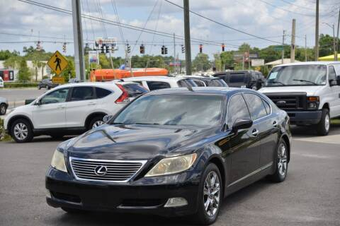 2007 Lexus LS 460 for sale at Motor Car Concepts II - Kirkman Location in Orlando FL