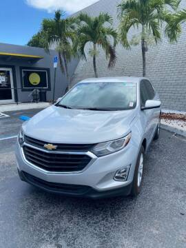 2020 Chevrolet Equinox for sale at YOUR BEST DRIVE in Oakland Park FL