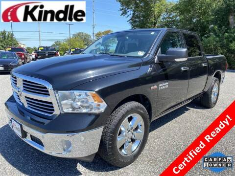 2018 RAM Ram Pickup 1500 for sale at Kindle Auto Plaza in Cape May Court House NJ