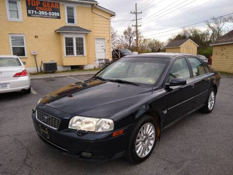 2006 Volvo S80 for sale at Top Gear Motors in Winchester VA