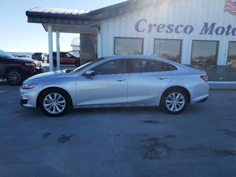 2020 Chevrolet Malibu for sale at Cresco Motor Company in Cresco IA