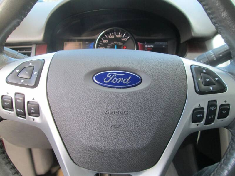 2011 Ford Edge AWD Limited 4dr Crossover - Lowell MA
