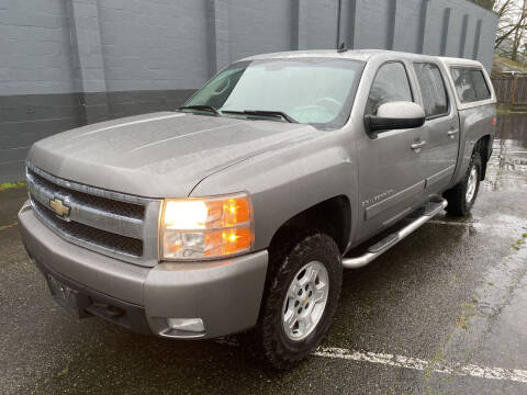 2007 Chevrolet Silverado 1500 for sale at APX Auto Brokers in Lynnwood WA