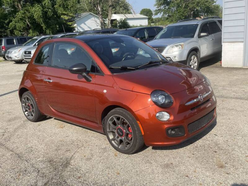 2013 FIAT 500 for sale at Stiener Automotive Group in Galloway OH
