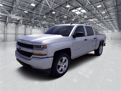 2018 Chevrolet Silverado 1500 for sale at Camelback Volkswagen Subaru in Phoenix AZ