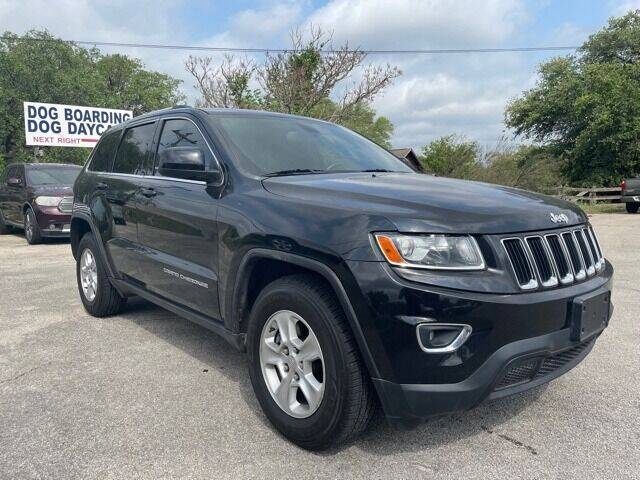 2014 Jeep Grand Cherokee for sale at Hi-Tech Automotive West in Austin TX