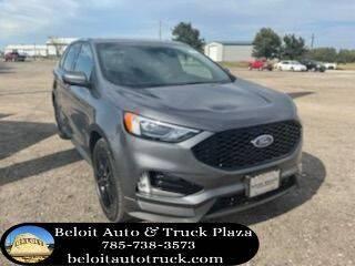 2021 Ford Edge for sale at BELOIT AUTO & TRUCK PLAZA INC in Beloit KS