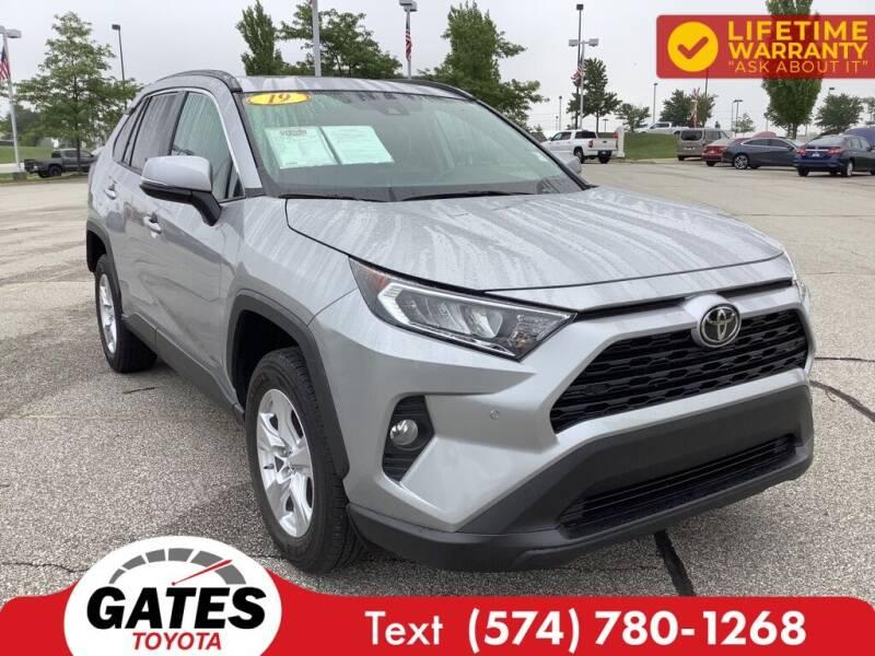 2019 Toyota RAV4 for sale in Granger, IN