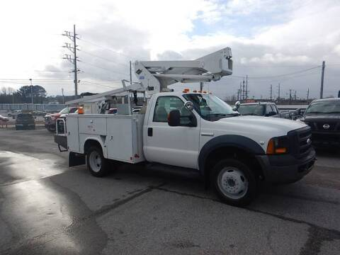 2006 Ford F-450 Super Duty for sale at C & C MOTORS in Chattanooga TN