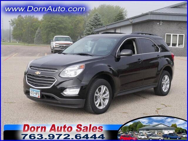 2017 Chevrolet Equinox for sale at Jim Dorn Auto Sales in Delano MN