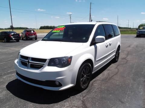 2017 Dodge Grand Caravan for sale at Dietsch Sales & Svc Inc in Edgerton OH