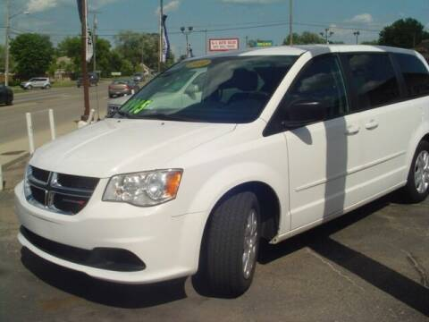 2014 Dodge Grand Caravan for sale at G & L Auto Sales Inc in Roseville MI