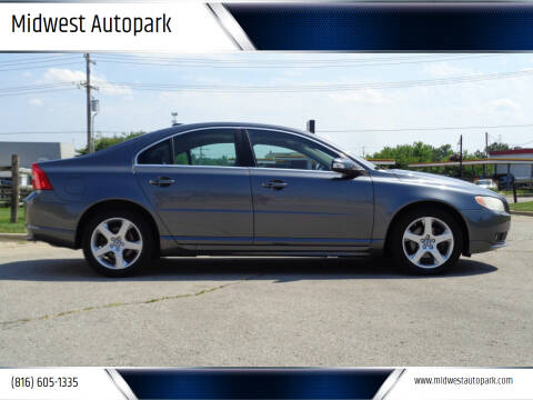 2008 Volvo S80 for sale at Midwest Autopark in Kansas City MO