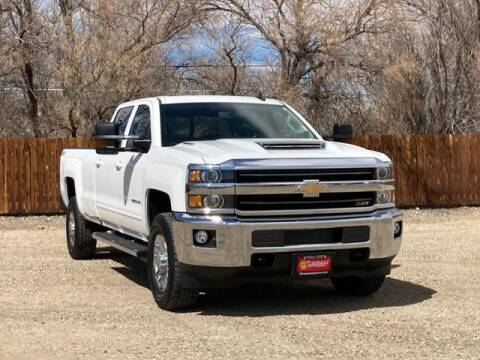 2019 Chevrolet Silverado 2500HD for sale at Rocky Mountain Commercial Trucks in Casper WY