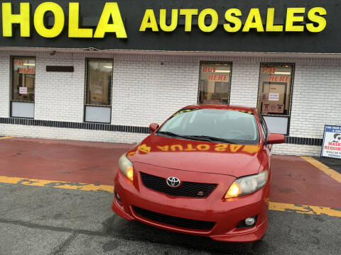 2009 Toyota Corolla for sale at HOLA AUTO SALES CHAMBLEE- BUY HERE PAY HERE - in Atlanta GA