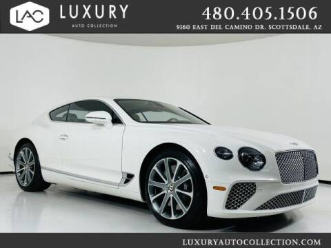 2020 Bentley Continental for sale at Luxury Auto Collection in Scottsdale AZ