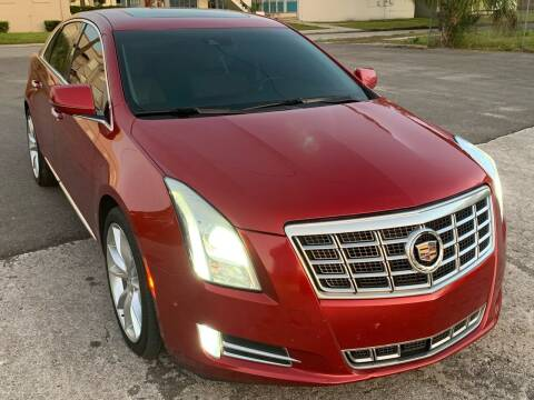 2014 Cadillac XTS for sale at Consumer Auto Credit in Tampa FL