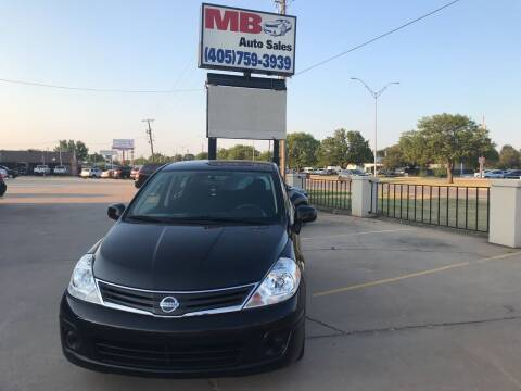 2011 Nissan Versa for sale at MB Auto Sales in Oklahoma City OK