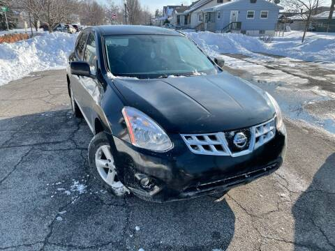 2013 Nissan Rogue for sale at Some Auto Sales in Hammond IN