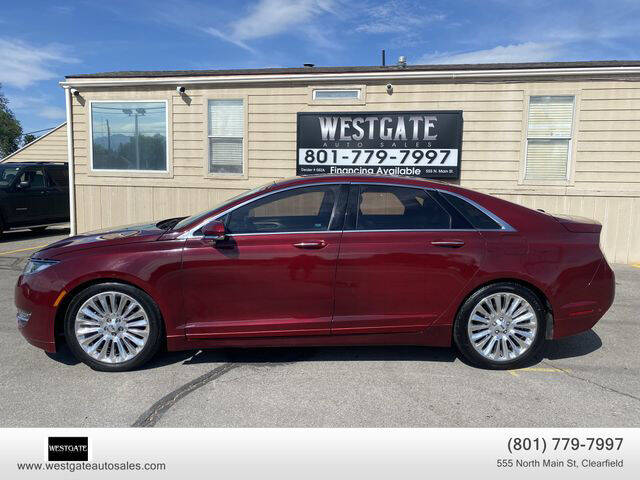 2013 Lincoln MKZ for sale in Clearfield, UT