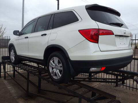2016 Honda Pilot for sale at Auto Haus Imports in Grand Prairie TX