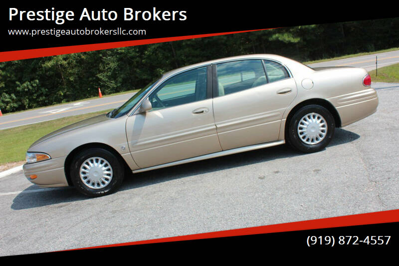 2005 Buick LeSabre for sale at Prestige Auto Brokers in Raleigh NC