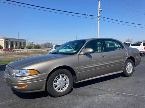 2002 Buick LeSabre for sale at Ace Motors in Saint Charles MO