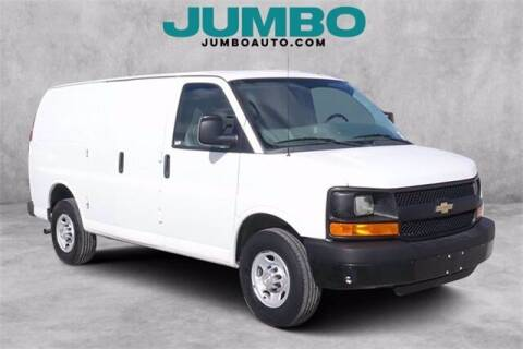 2014 Chevrolet Express Cargo for sale at JumboAutoGroup.com - Jumboauto.com in Hollywood FL