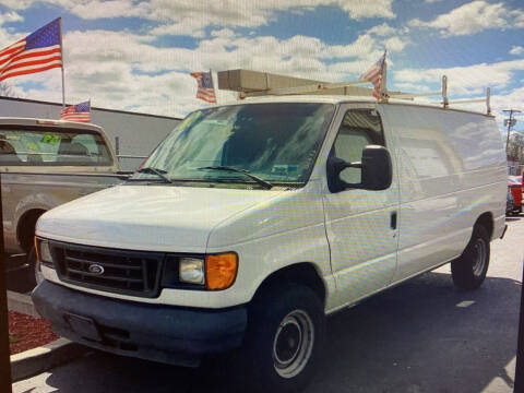 2007 Ford E-Series Cargo for sale at Action Automotive Service LLC in Hudson NY