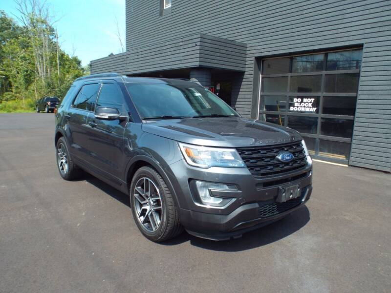 2017 Ford Explorer for sale at Carena Motors in Twinsburg OH
