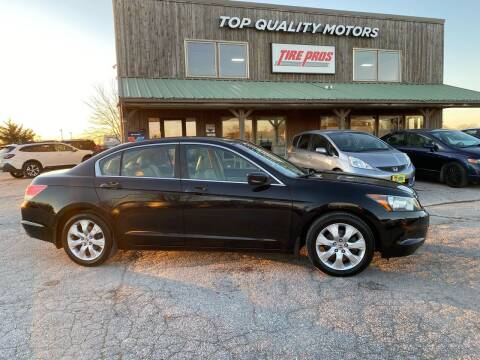 2009 Honda Accord for sale at Top Quality Motors & Tire Pros in Ashland MO