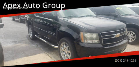 2008 Chevrolet Suburban for sale at Apex Auto Group in Cabot AR
