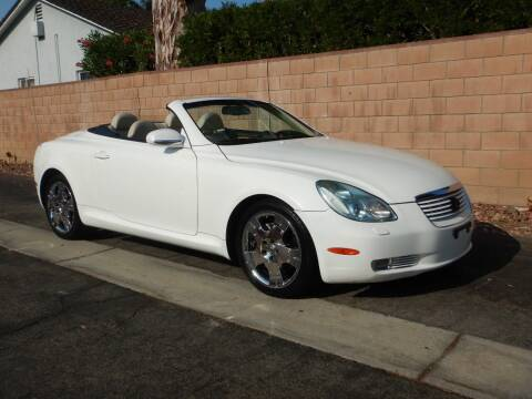 2005 Lexus SC 430 for sale at California Cadillac & Collectibles in Los Angeles CA