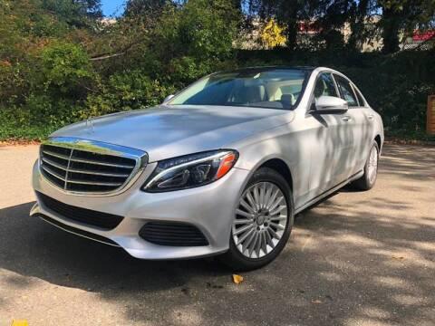 2017 Mercedes-Benz C-Class for sale at Exotic Motors in Redmond WA