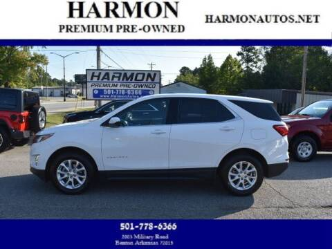 2020 Chevrolet Equinox for sale at Harmon Premium Pre-Owned in Benton AR
