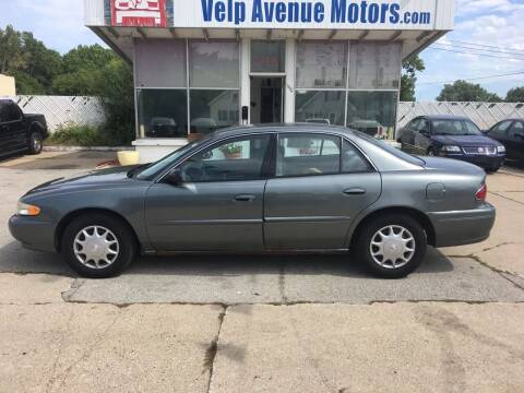 2004 Buick Century for sale at Velp Avenue Motors LLC in Green Bay WI