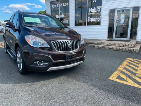 2014 Buick Encore for sale at Auto America - Monroe in Monroe NC