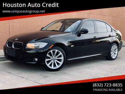 2011 BMW 3 Series for sale at Houston Auto Credit in Houston TX