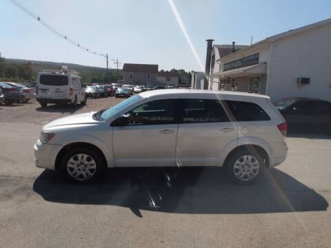 2014 Dodge Journey for sale at ROUTE 119 AUTO SALES & SVC in Homer City PA