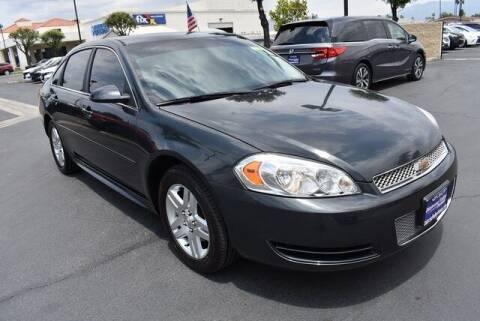 2016 Chevrolet Impala Limited for sale at DIAMOND VALLEY HONDA in Hemet CA