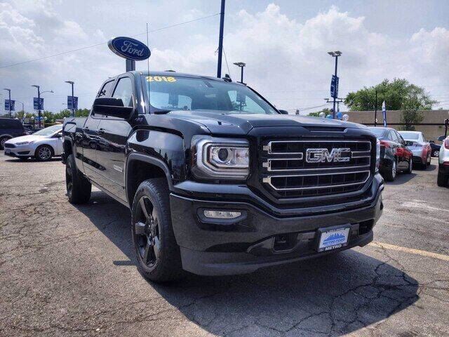 2018 GMC Sierra 1500 for sale in Chicago, IL