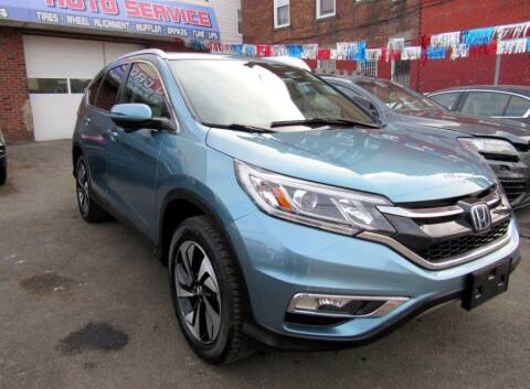 2016 Honda CR-V for sale at MFG Prestige Auto Group in Paterson NJ