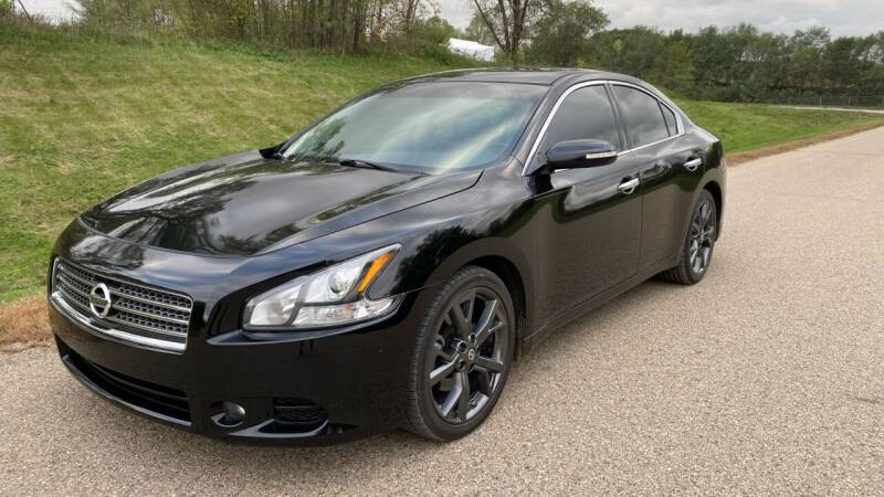 2014 Nissan Maxima for sale at RUS Auto LLC in Shakopee MN