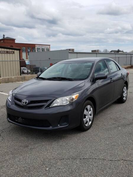 2011 Toyota Corolla for sale at iDrive in New Bedford MA