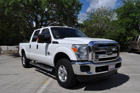 2013 Ford F-250 Super Duty for sale at STEPANEK'S AUTO SALES & SERVICE INC. in Vero Beach FL