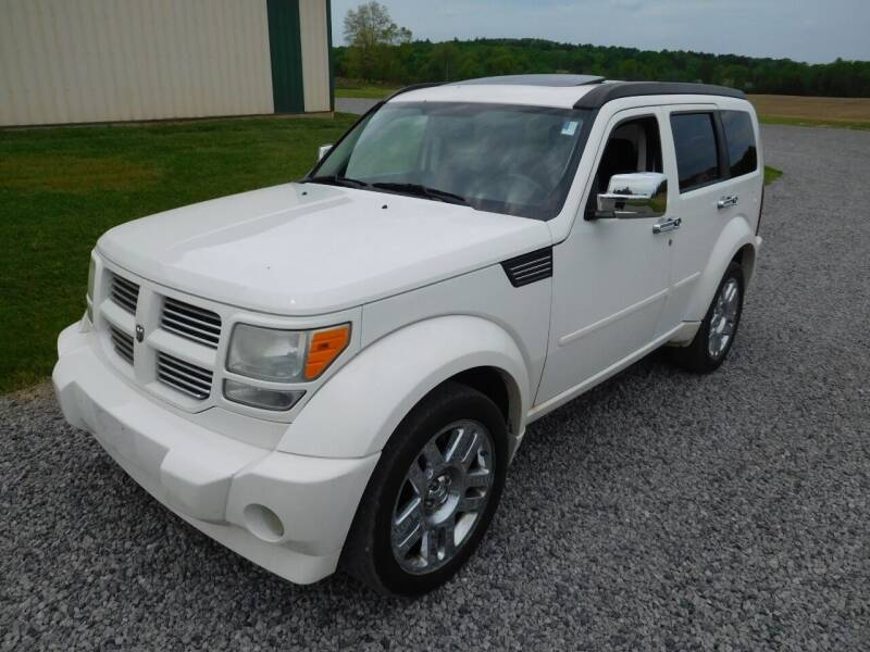 2008 Dodge Nitro for sale at WESTERN RESERVE AUTO SALES in Beloit OH