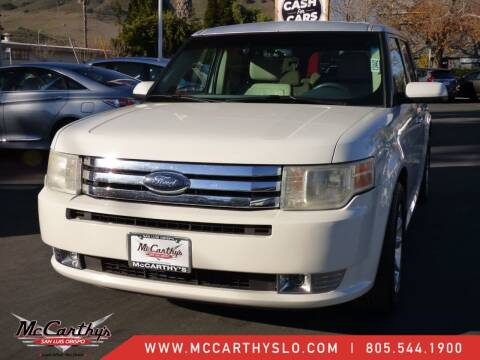 2009 Ford Flex for sale at McCarthy Wholesale in San Luis Obispo CA