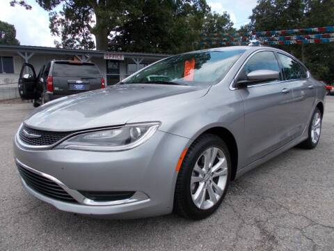 2016 Chrysler 200 for sale at Culpepper Auto Sales in Cullman AL