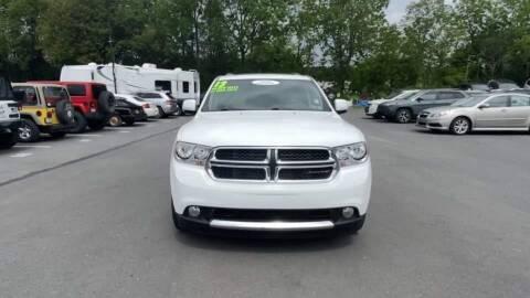 2013 Dodge Durango for sale at Cj king of car loans/JJ's Best Auto Sales in Troy MI